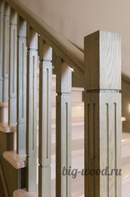 Деревянные ограждения для террасы: выбор дерева, монтаж с